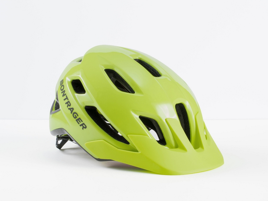 Bontrager Helm Quantum MIPS L Radioactive Yellow CE